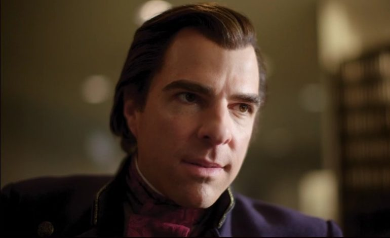 Zachary Quinto Speaks On His Portrayal Of Charlie Manx in 'NOS4A2'