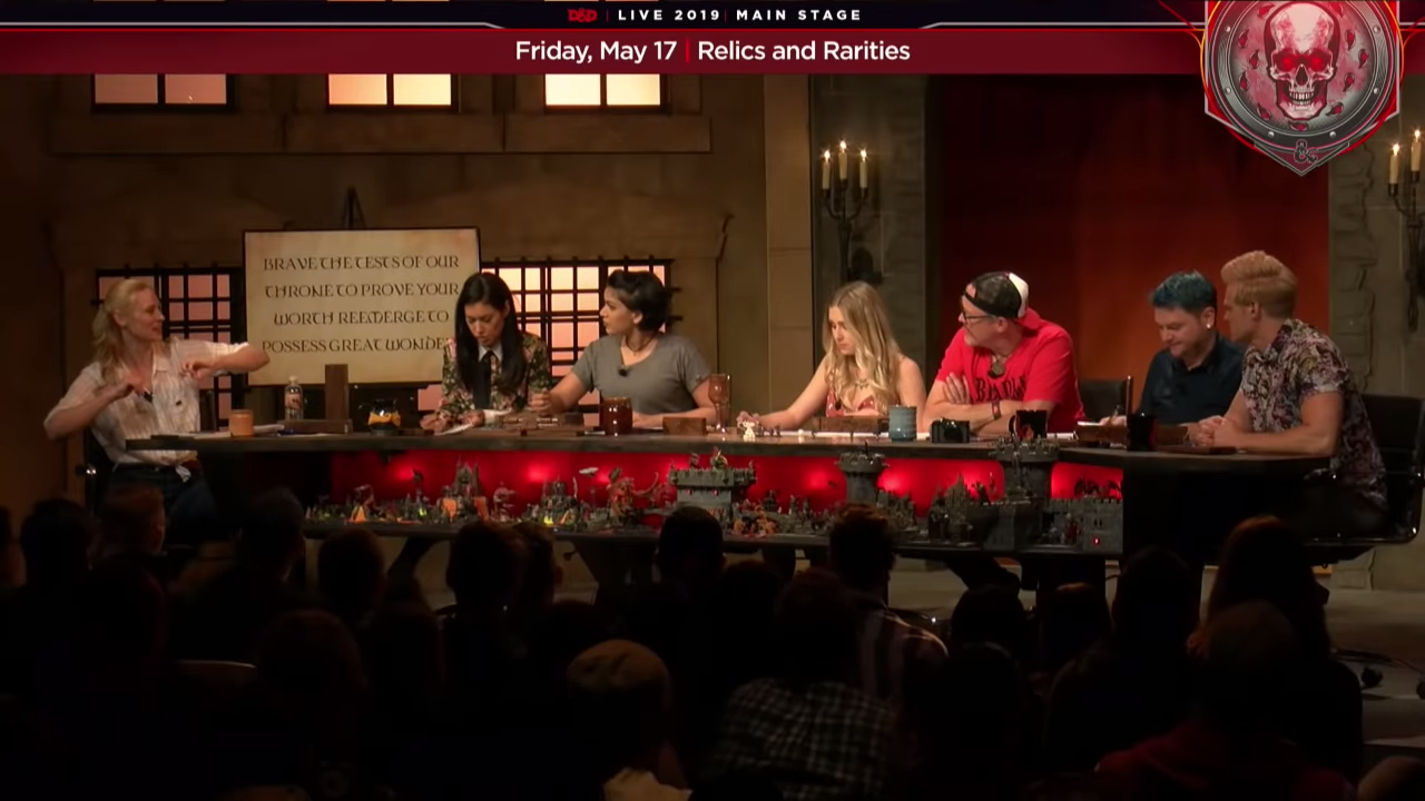 Deborah Ann Woll and other 'Relics and Rarities' Stars Livestream Dungeons and Dragons Game During D&D Convention