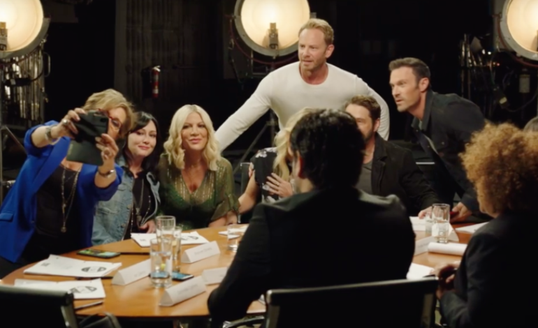 'Beverly Hills, 90210' Revival 'BH90210' Has a Premiere Date Set on Fox