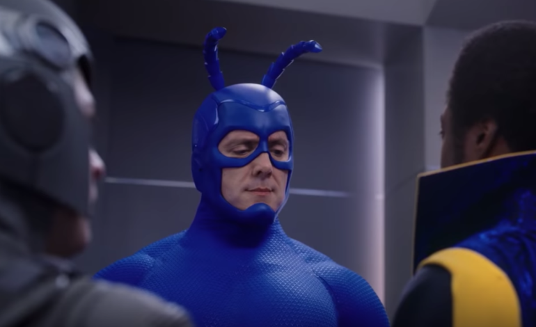 Amazon Cancels 'The Tick' After Only 2 Seasons