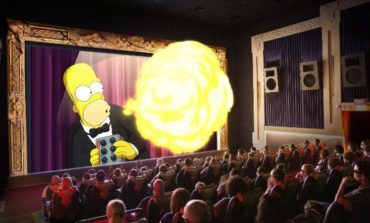 'Simpsons in 4-D' Opens On Broadway At Myrtle Beach, South Carolina