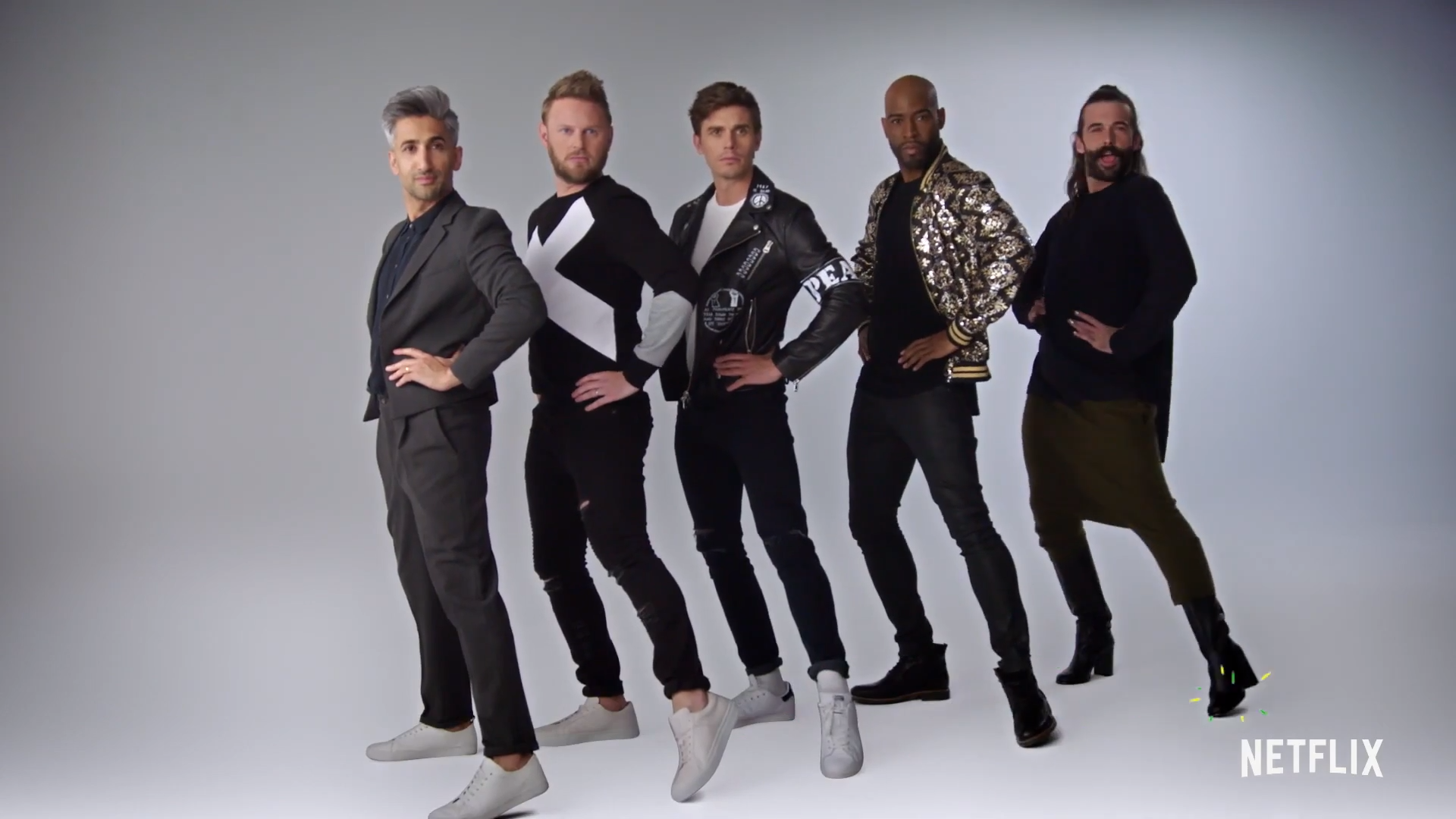 Netflix Confirms Seasons 4 & 5 of 'Queer Eye'
