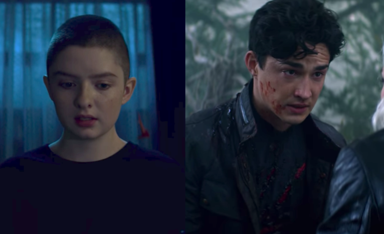 Gavin Leatherwood and Lachlan Watson Promoted to Series Regulars on Netflix's 'Chilling Adventures of Sabrina'