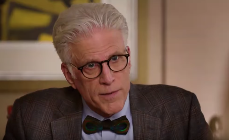 Ted Danson Discusses His Career Success Following 'The Good Place'