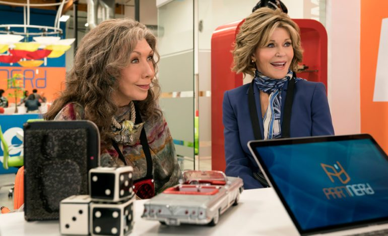'Grace and Frankie' Unexpectedly Release First Four Episodes of Season Seven on Netflix