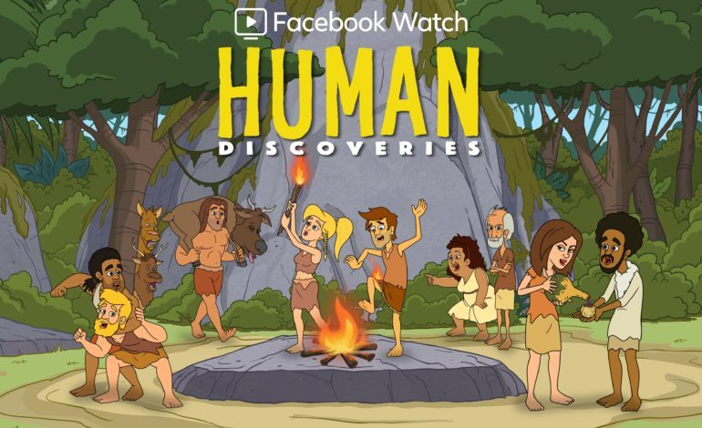 Zac Efron and Anna Kendrick Star in Facebook Watch's Animated Comedy 'Human Discoveries'