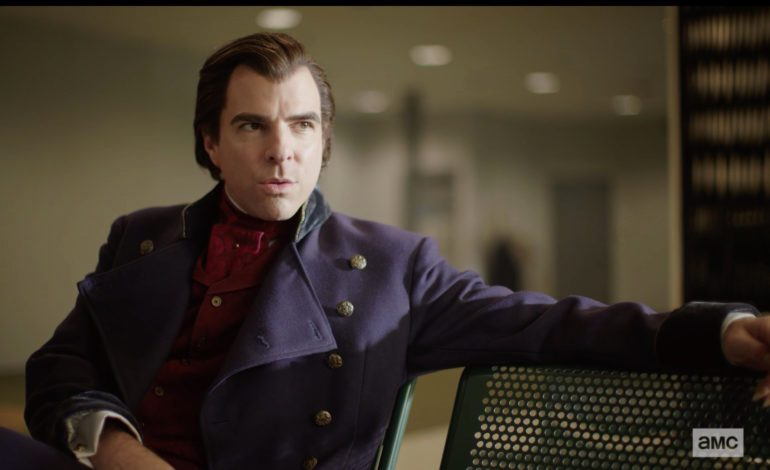 Zachary Quinto discusses his role on AMC's 'NOS4A2' and Reveals Stephen King Easter Eggs