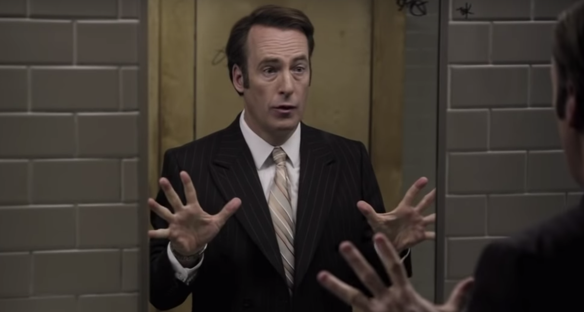 Bob Odenkirk to Release 'Comedy Comedy Comedy Drama: A Memoir' in 2022