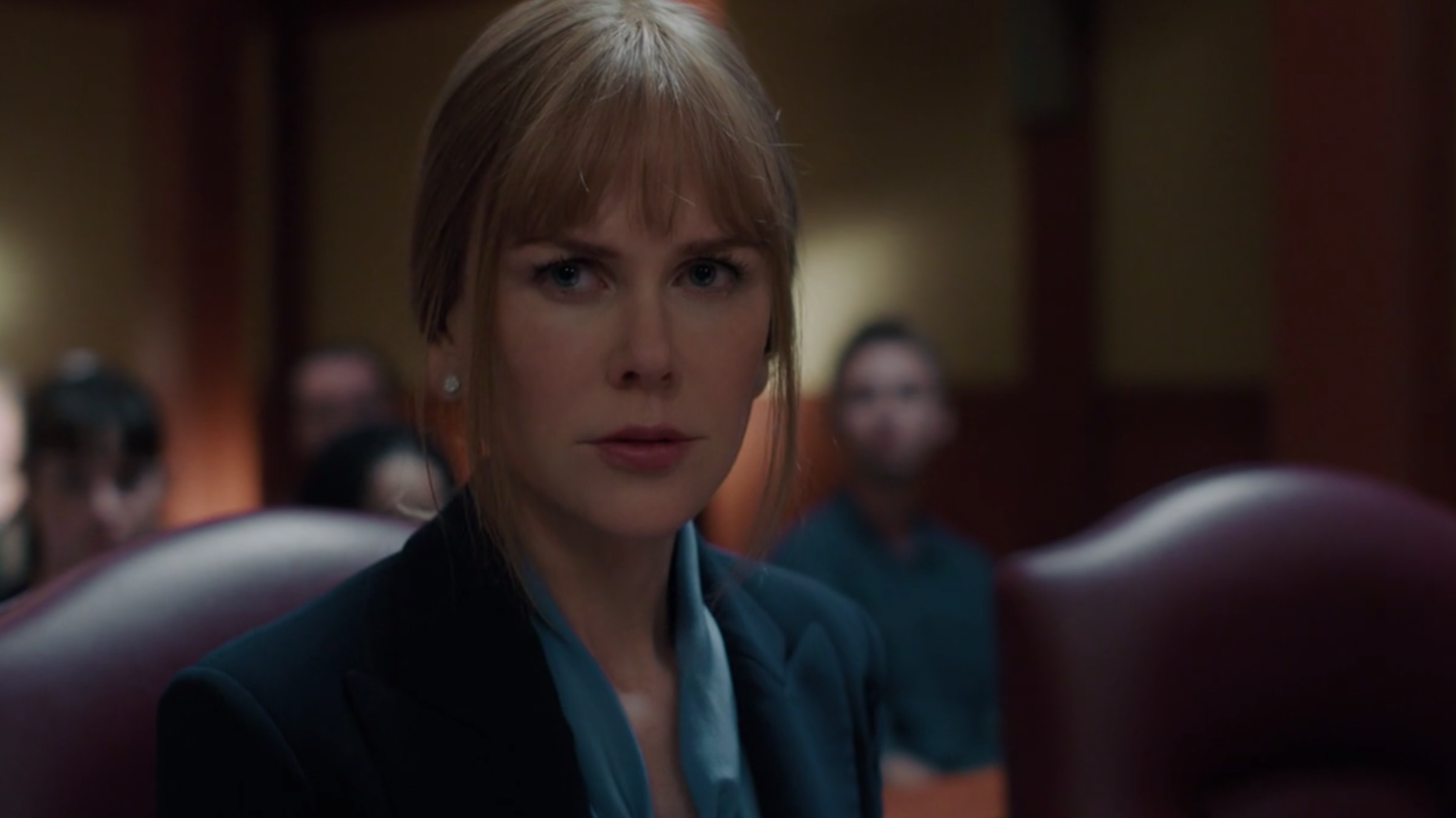 Season Finale of HBO's 'Big Little Lies' Ends Leaves Critics Disappointed