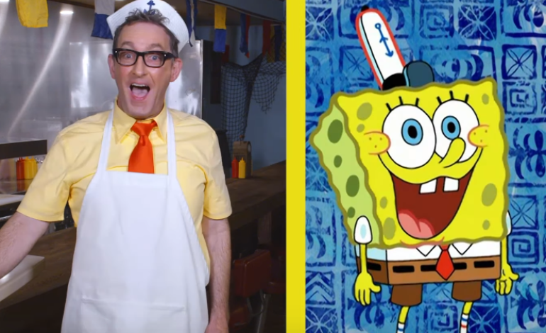 Nickelodeon's 'SpongeBob SquarePants' Cast on New Live-Action Episode