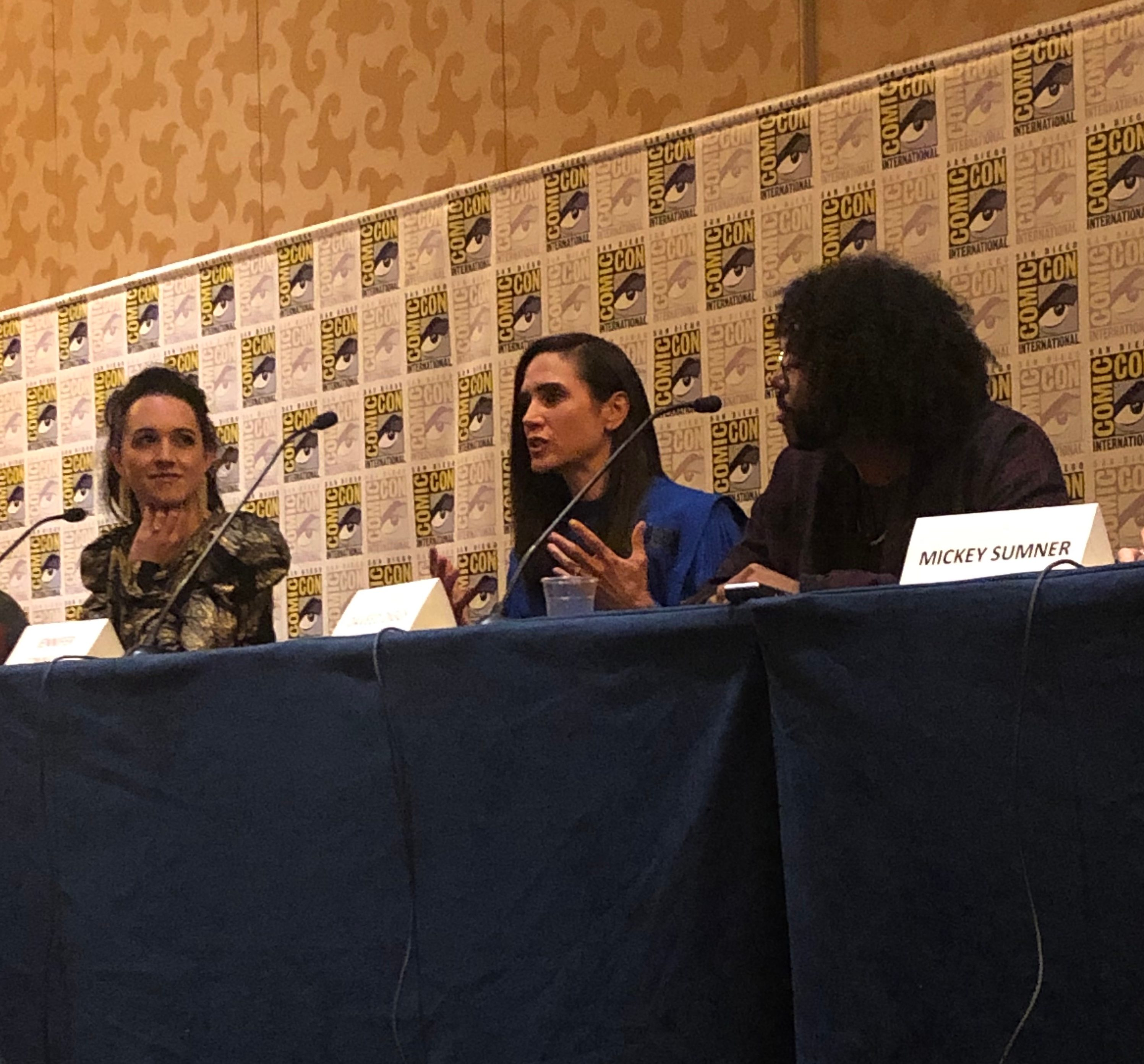 'Snowpiercer' Releases Trailer and Connelly Gives Insight Into Her Character During Comic Con Panel and Press Conference