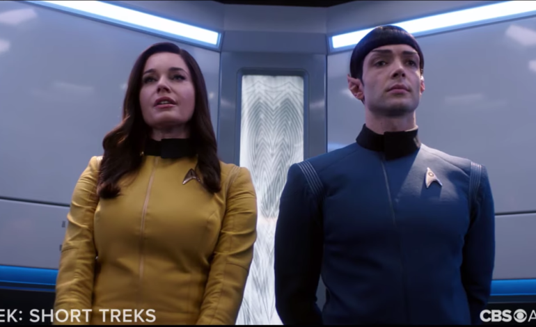 'Star Trek' Franchise Teased More Spinoffs During Comic Con Panel with Mike McMahan Featuring Tawny Newsome and Jack Quaid