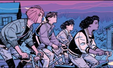 Amazon Studios Orders Adaptation of Brian K. Vaughan's Graphic Novel 'Paper Girls'