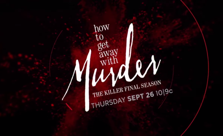 'How To Get Away With Murder' To End On Season Six