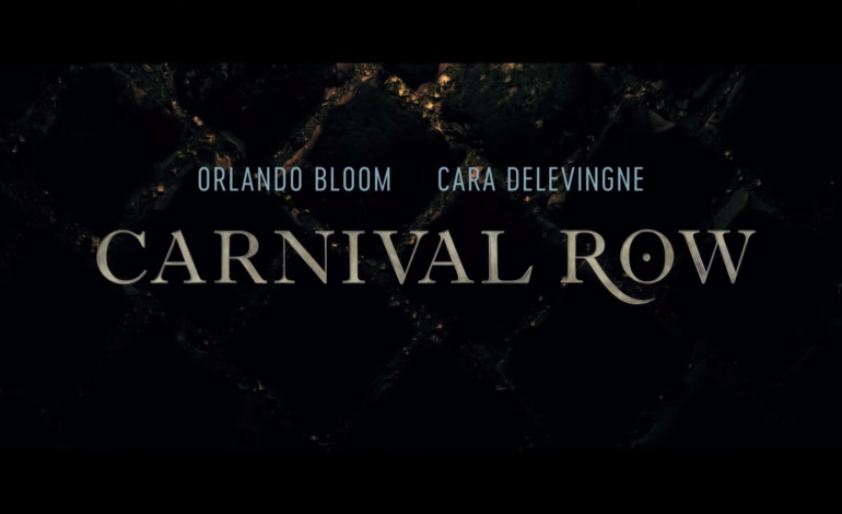 First Trailer Released For Amazon's 'Carnival Row'