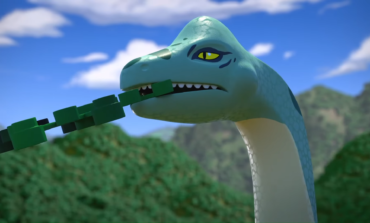 Nickelodeon Announces New Animated Miniseries 'LEGO Jurassic World: Legend of Isla Nubar'