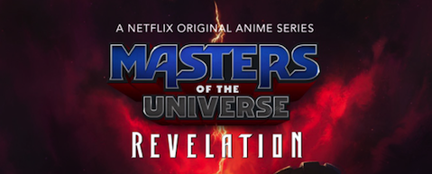 Kevin Smith Brings 'He-Man' Anime Show To Netflix