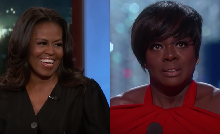 Viola Davis to Play Michelle Obama In Showtime Anthology, 'First Ladies'