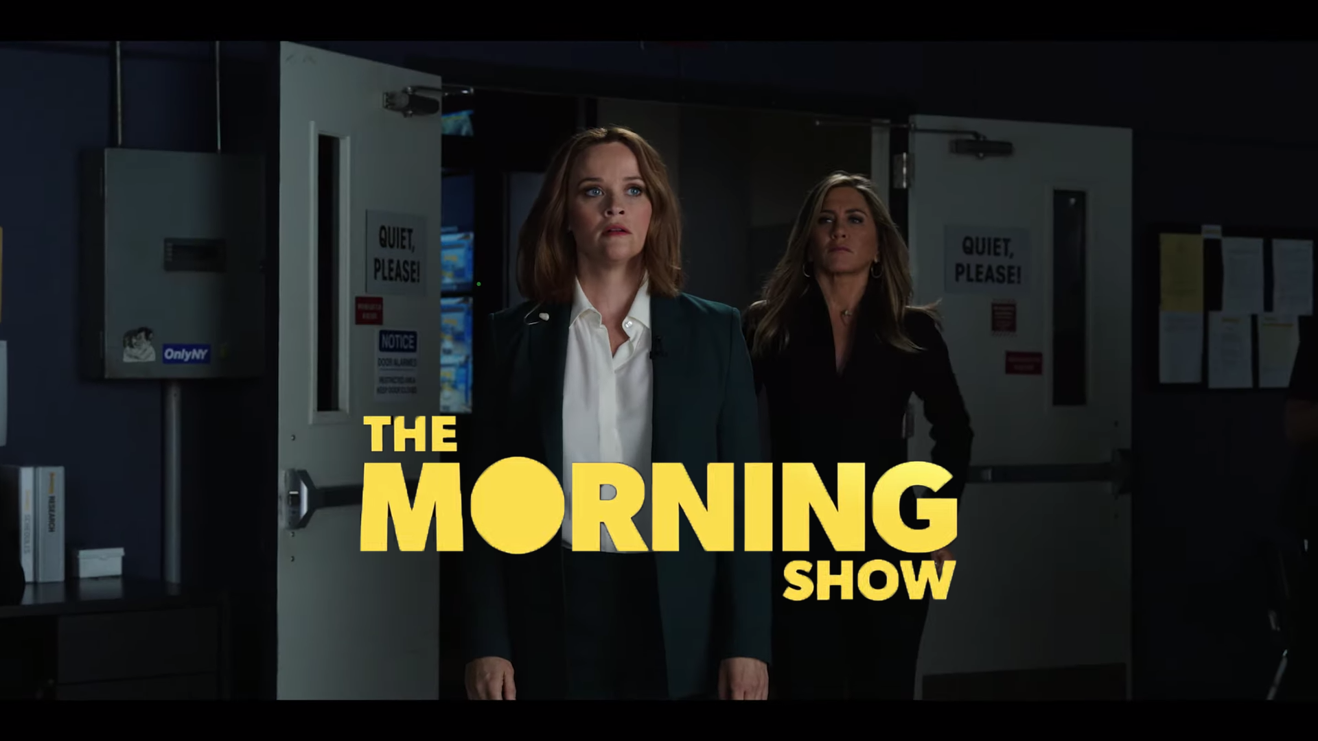 Apple TV Releases Official Trailer for 'The Morning Show'