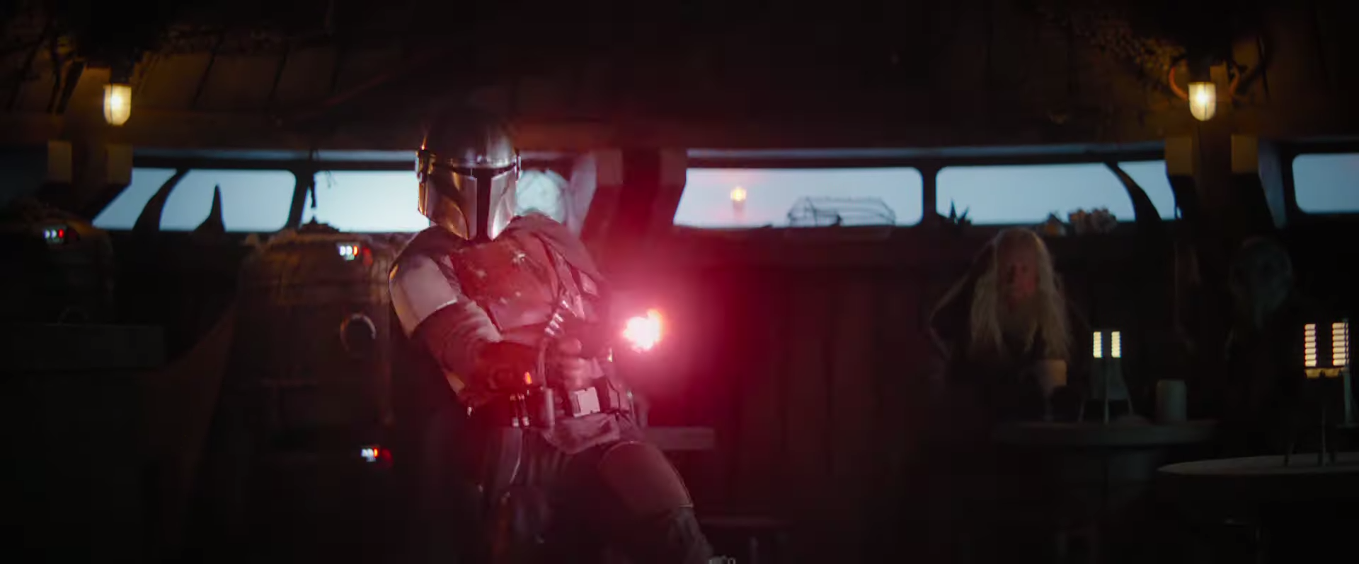 The First Order's Origin Will Be Explained Further in Disney's 'The Mandalorian'
