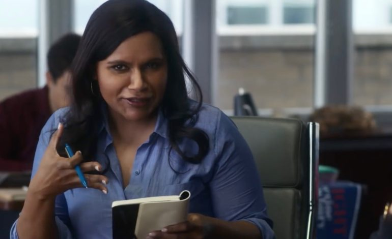 L.A. Lakers Front Office Sitcom from Mindy Kaling and Elaine Ko Ordered at Netflix