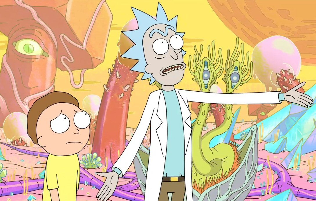 'Rick And Morty' Releases Uncensored Season Five Premiere On YouTube
