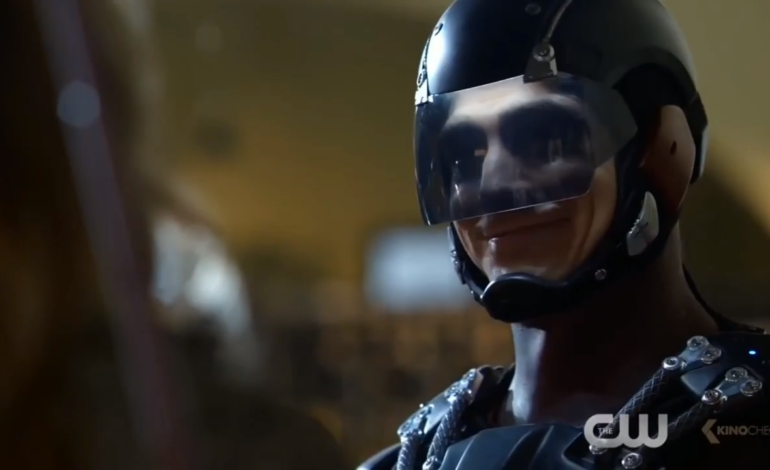 Brandon Routh bids farewell to 'Legends Of Tomorrow.'