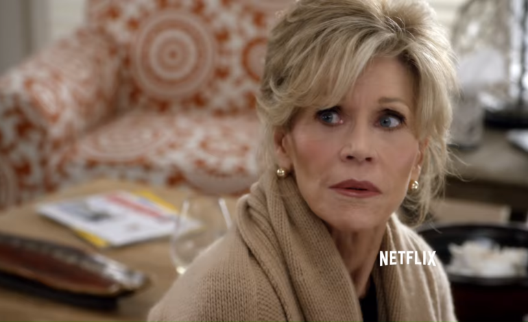 'Grace and Frankie' Stars Jane Fonda and Sam Waterson Arrested at Climate Change Rally