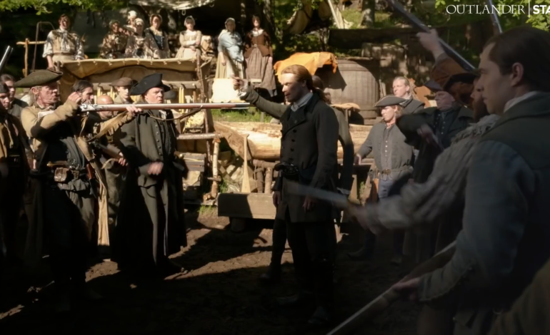 'Outlander' Season 5 Drops A Teaser Trailer And Other Visuals At Comic Con