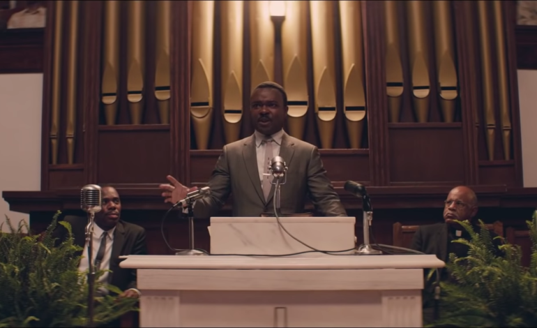 Adaptation of Bill Clinton's 'The President is Missing' to Star David Oyelowo
