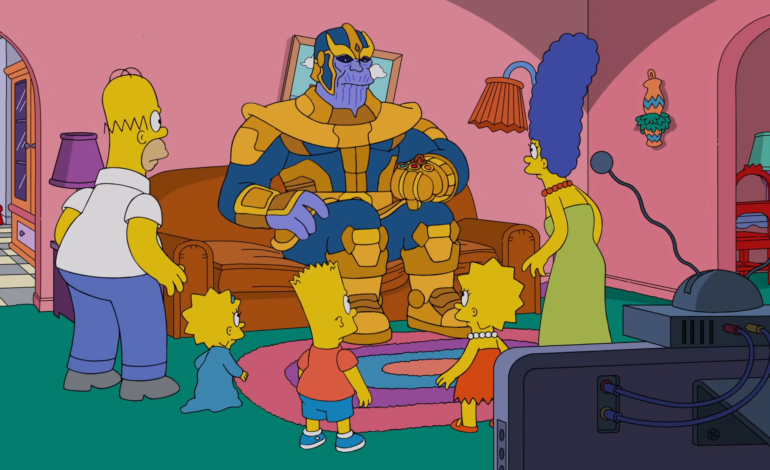 Marvel's Kevin Feige and the Russo Brothers Will Appear in an Episode for Fox's 'The Simpsons'