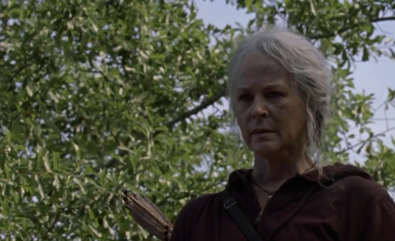 Carol's Hallucinations Begin to Blur the Lines in AMC's 'The Walking Dead'