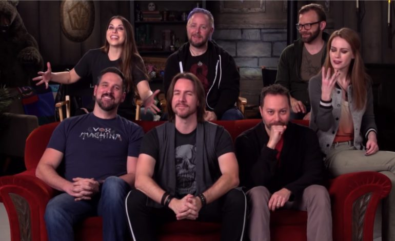 How 'Critical Role's' Nonprofit Organization Plans to Leave the World Better than It Found It