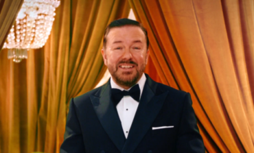 Ricky Gervais Returns As Host For 'Golden Globes'