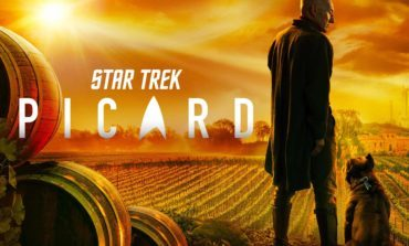 Trailer for new CBS show 'Picard'