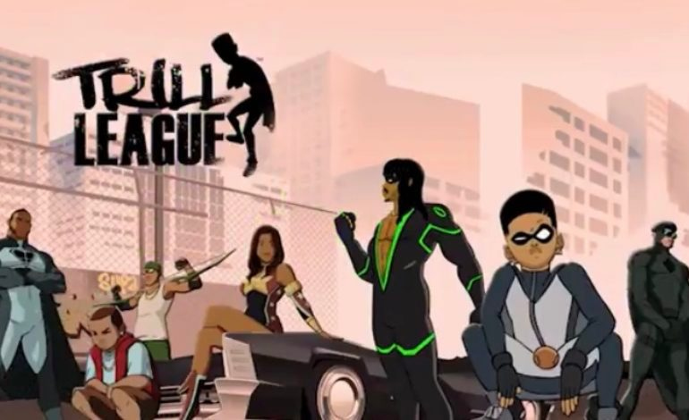50 Cent New Animated Series 'Trill League' Coming To Quibi