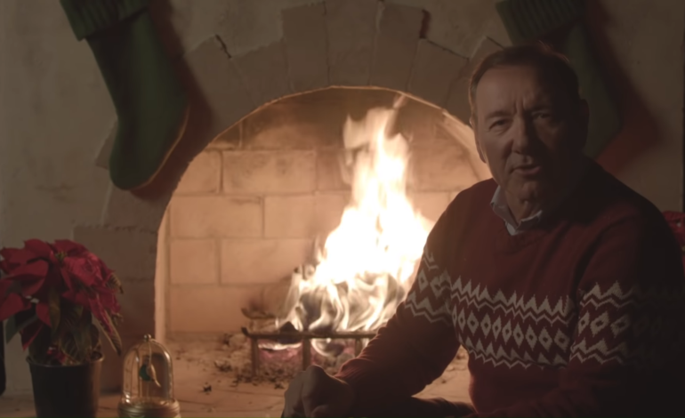 """Kevin Spacey, Who Has Faced Multiple Sexual Assault Allegations, Releases Christmas Video Asking for """"Kindness"""""""