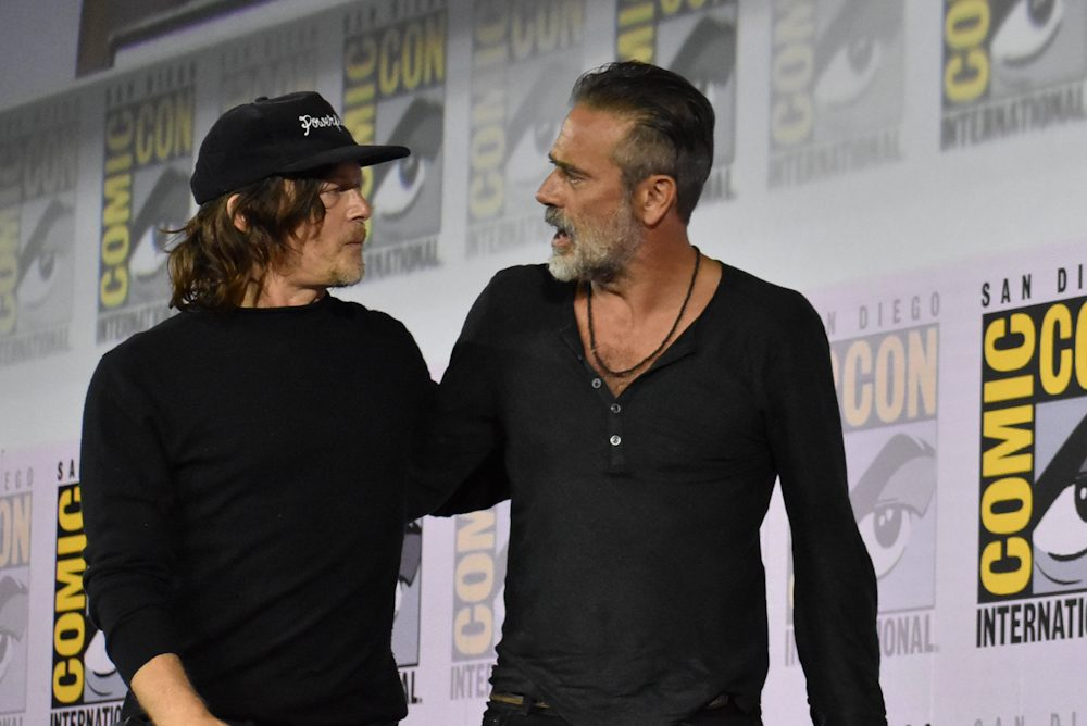 Long-Running AMC Series 'The Walking Dead' Cancelled