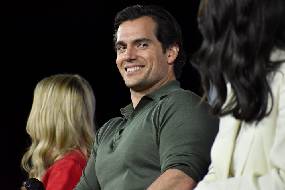 Henry Cavill Confirms 'The Witcher' Set Injury and Provides an Update