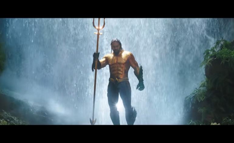 New 'Aquaman' Animated Miniseries Coming To HBO Max