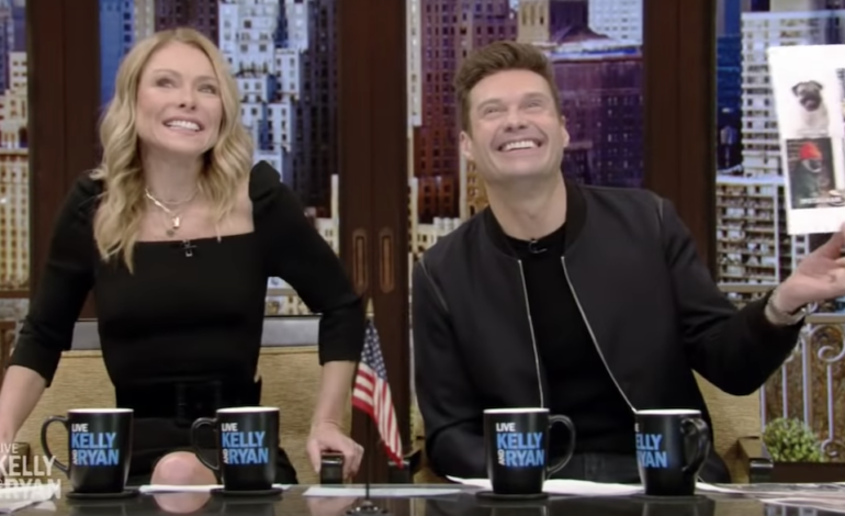 ABC Orders Comedy Pilot 'Work Wife' Based on Kelly Ripa and Ryan Seacrest