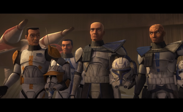 Watch This New Clip From the 'Star Wars: The Clone Wars' Finale Season