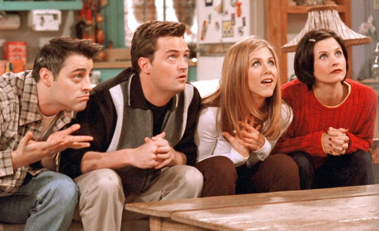 'Friends' Reunion Set For HBO Max