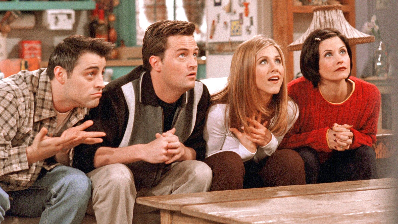 Friends Reunion Set to Air on HBO Max