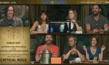 Webseries 'Critical Role' Postponed Due to Coronavirus