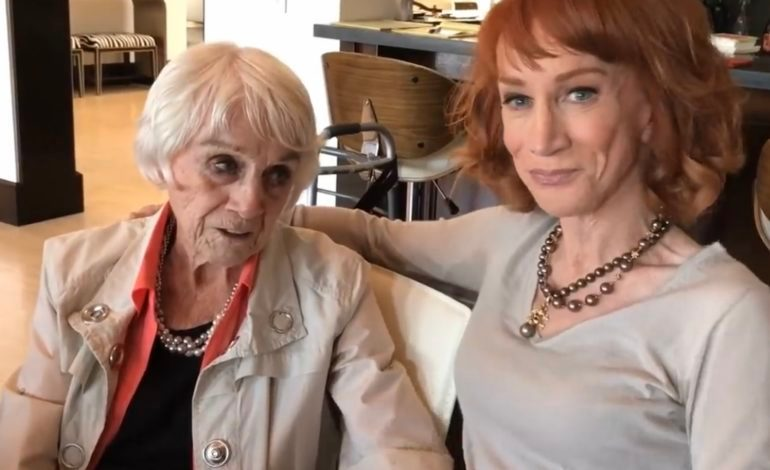 Maggie Griffin, Mother of TV Star Kathy Griffin, Dies at Age 99