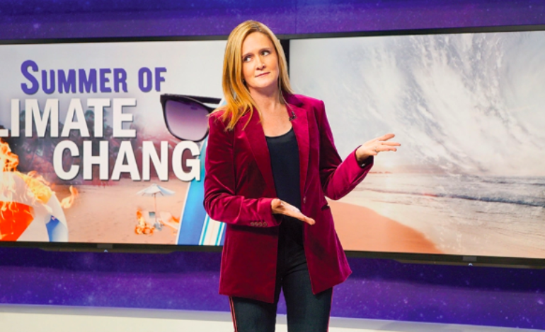 Samantha Bee Takes Her Late Night Show to YouTube