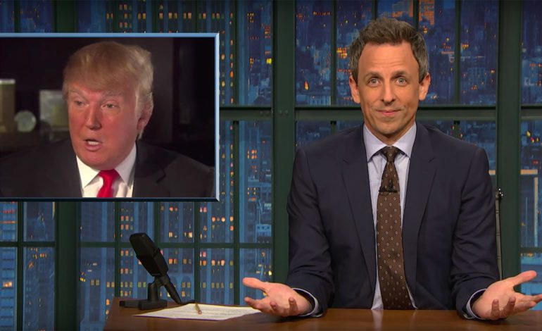 'Late Night With Seth Meyers' Returns Monday Night With Remote Bernie Sanders Interview