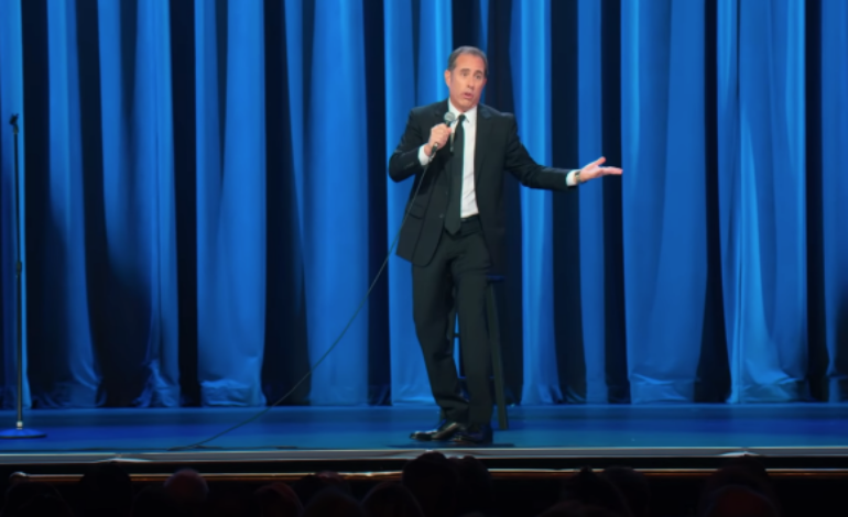 """Netflix Unveils Trailer for """"Jerry Seinfeld: 23 Hours to Kill"""""""