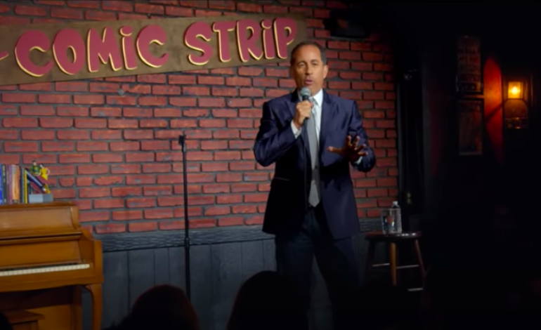 Netflix Announces New Jerry Seinfeld Stand-Up Special